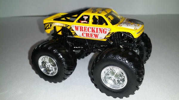Wrecking Crew Monster Truck 1/64 (Loose)