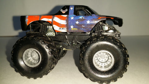 Airborn Ranger (Small Hub) Monster Truck 1/64 (Loose).