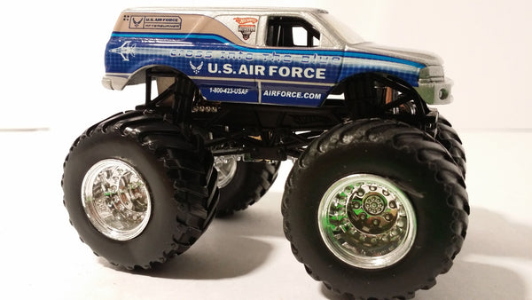 US Air Force Monster Truck 1/64 (Loose)