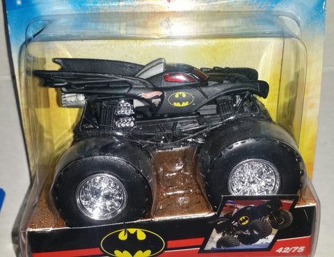 Batman 2008 Monster Truck (Mint and New in Package)