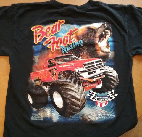 Bearfoot Vintage T-shirt.