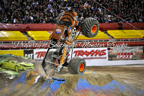 Brutus(Jump) Monster Truck Photo or Poster