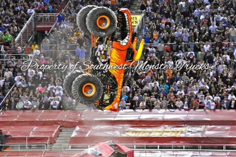 El Torro Loco (World Finals) Monster Truck Photo or Poster