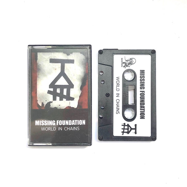 "Missing Foundation - ""World In Chains"" CS"