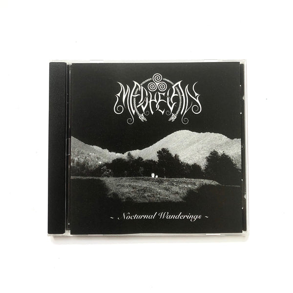 "Medhelan - ""Nocturnal Wanderings"" CD"