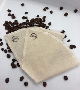 Seva Sustainables Size 2 - 2 Pack Reusable Coffee Filters