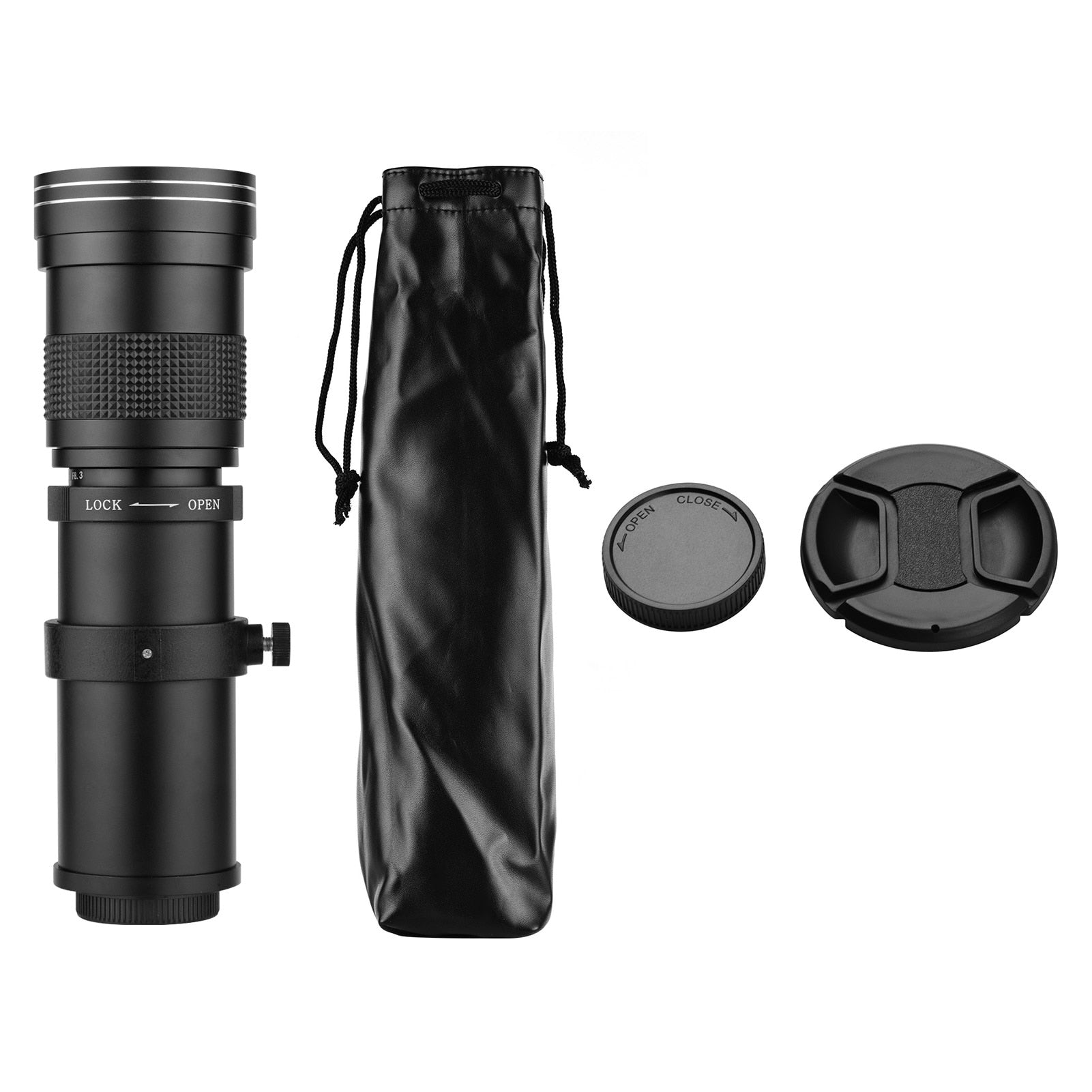 Super Telephoto Zoom Lens