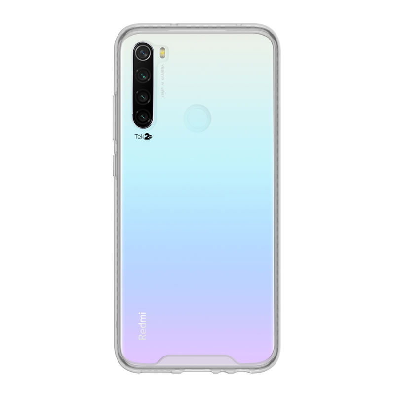 Funda Redmi Note 8 Clear