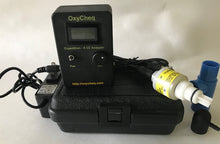Load image into Gallery viewer, Expedtion-X Oxygen Analyzer with External Power Supply