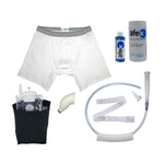 Afex® ActivKare Male Incontinence Mobility Assisted Starter Kits- Save $93! - ActivKare for Urinary Incontinence and bladder leak External Catheter