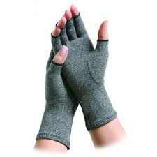 IMAK ARTHRITIS GLOVES, SMALL, COTTON, LATEX FREE