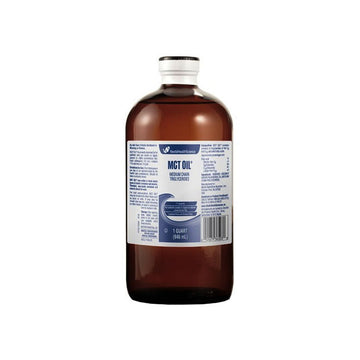 MCT OIL 946ML BOTTLE Case of 6