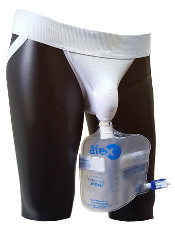 Afex® Male Incontinence Core Support Active Starter Kit - ¡Ahorre $ 76!