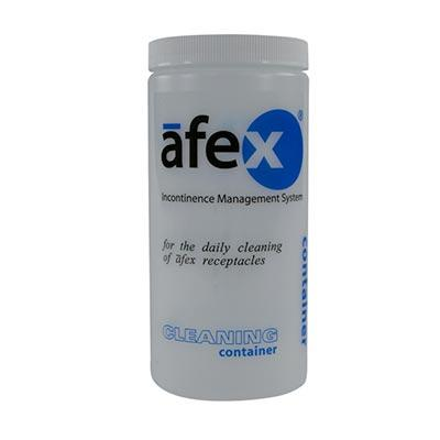 Afex® Receptacle Cleansing Container - ActivKare