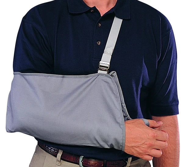 CRADLE ARM SLING GREY - ActivKare