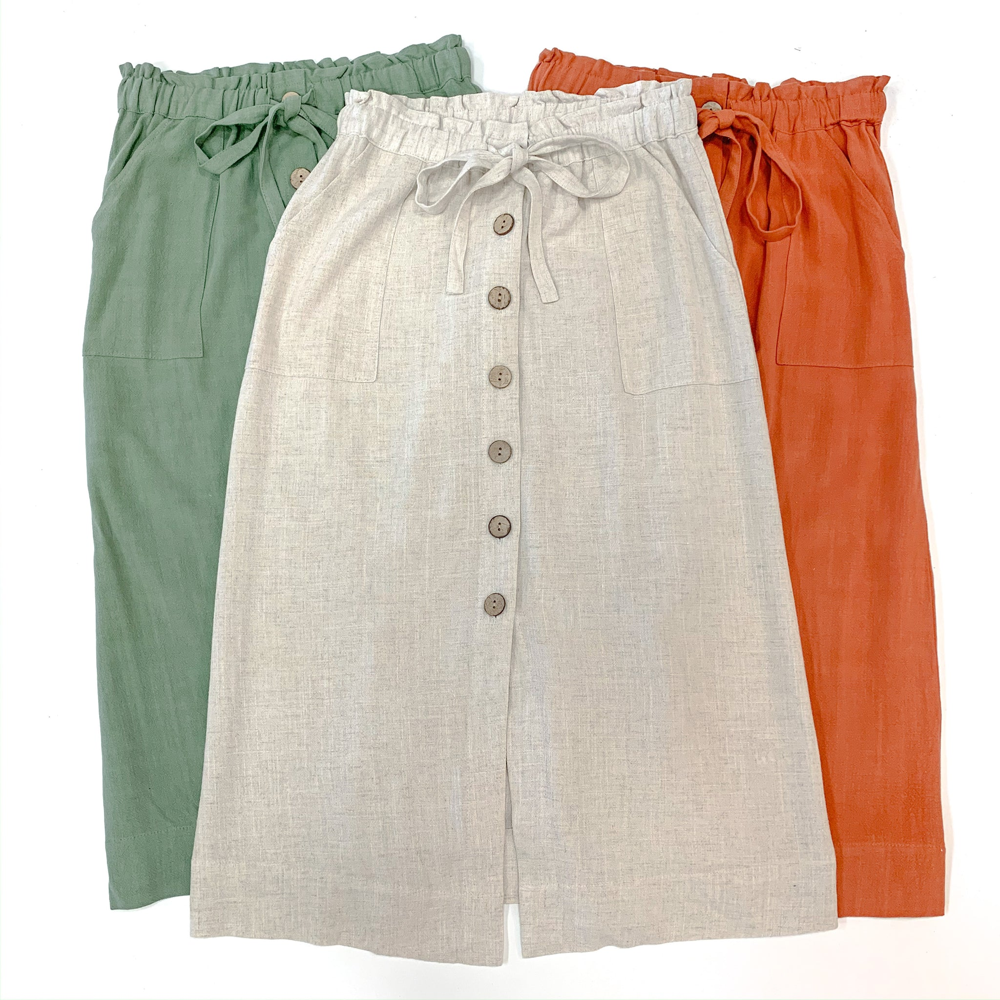 """The Hank"" Skirt"