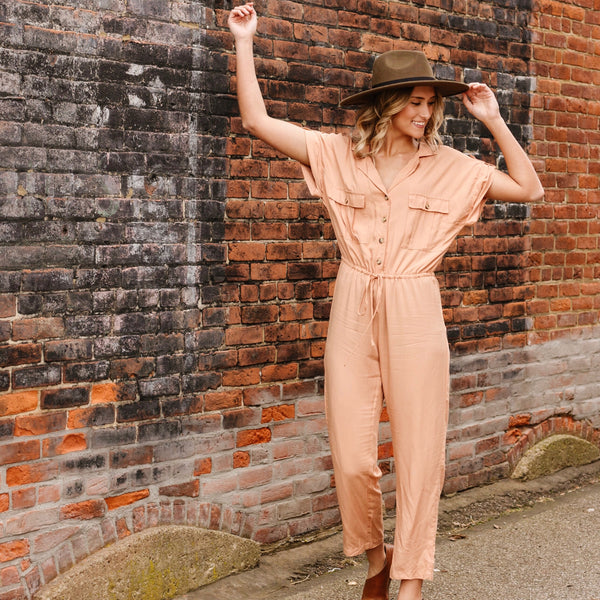 """The Cambri"" Jumpsuit"