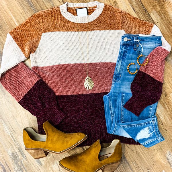 """The Sammi"" Sweater"