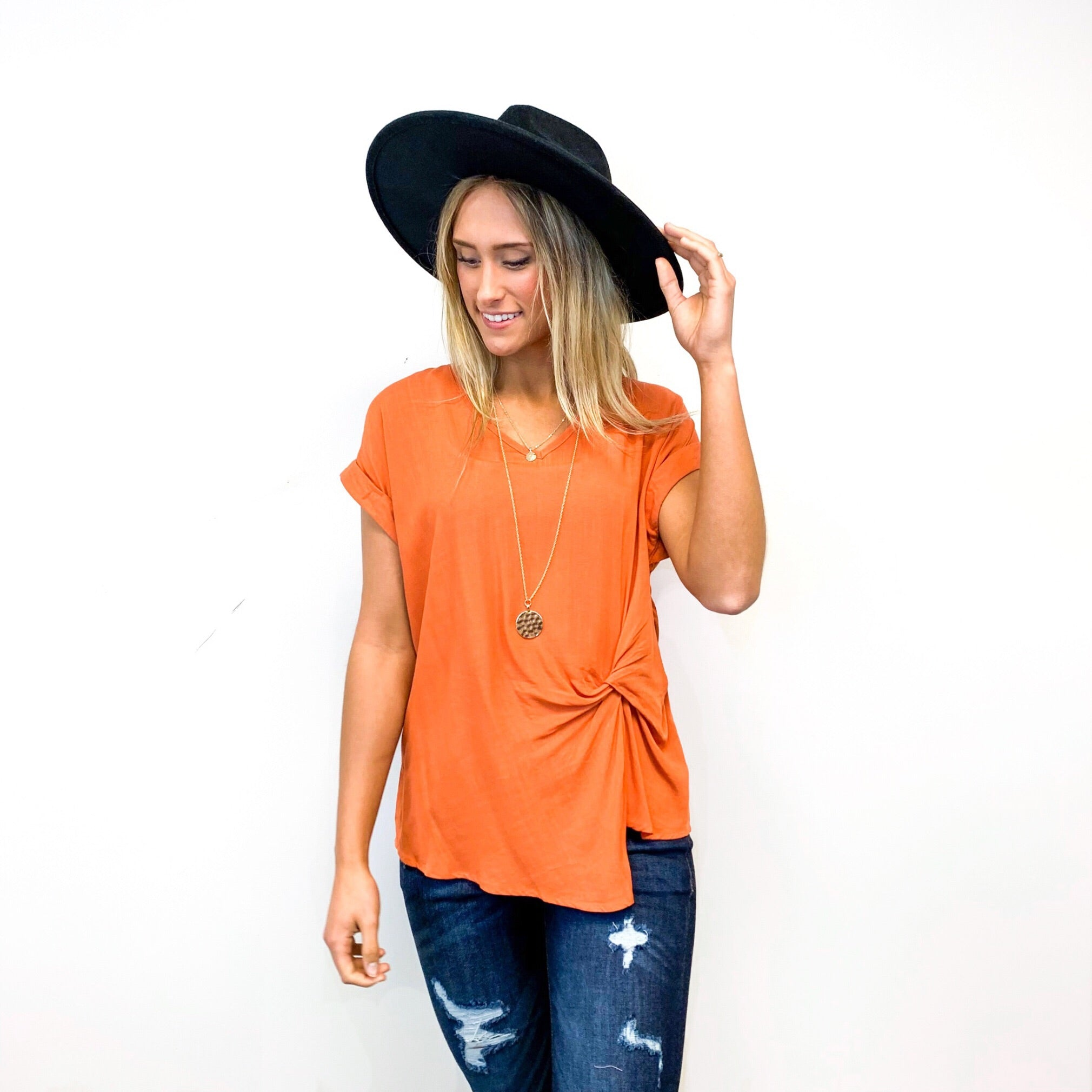 """The Maggy"" Top"
