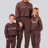 IVY KAI SWEATSHIRT [BROWN]
