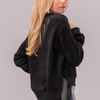 LINNETTE SWEATER [BLACK]