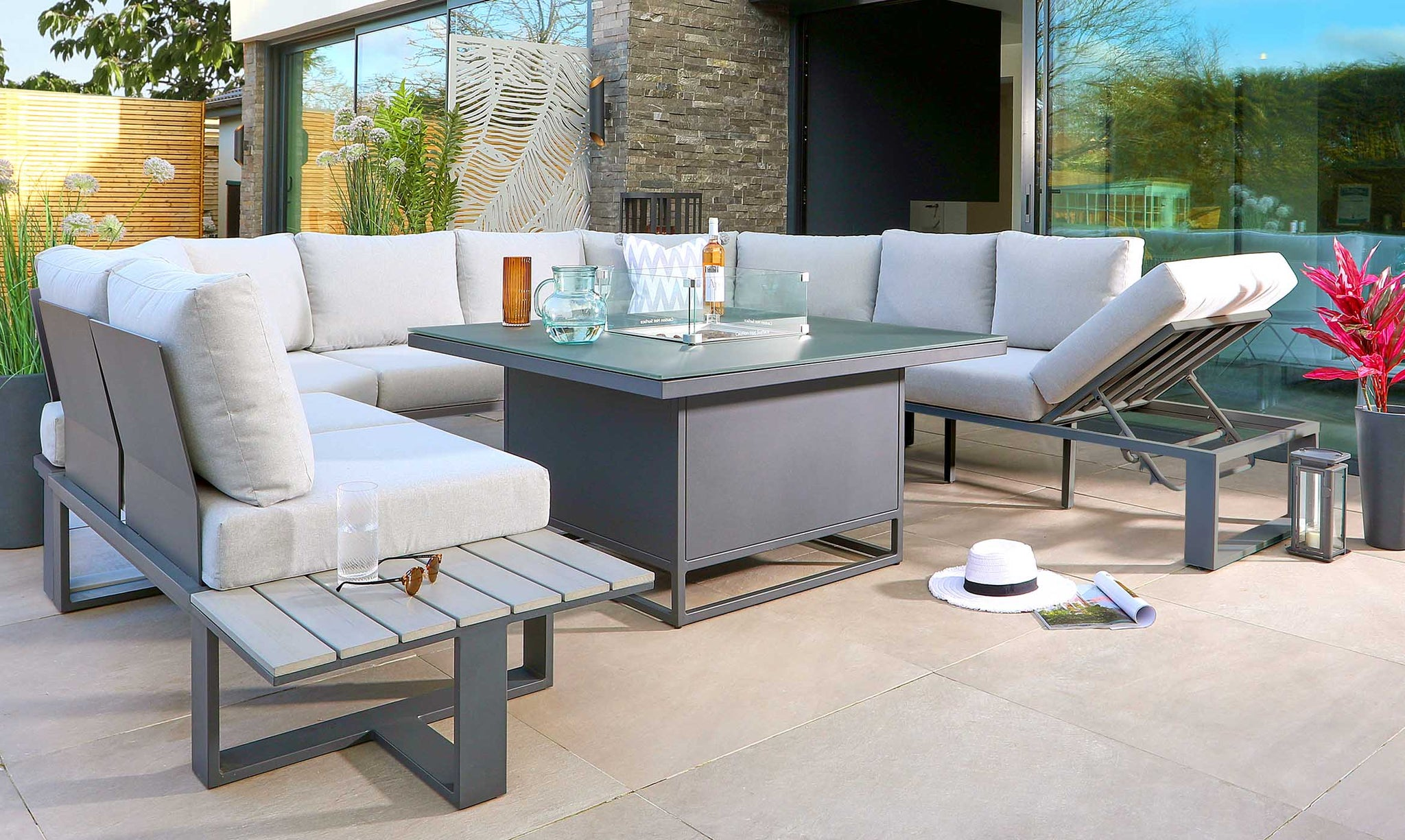 Danetti Outdoor: Get to Know our NEW Range of Modern Garden Furniture