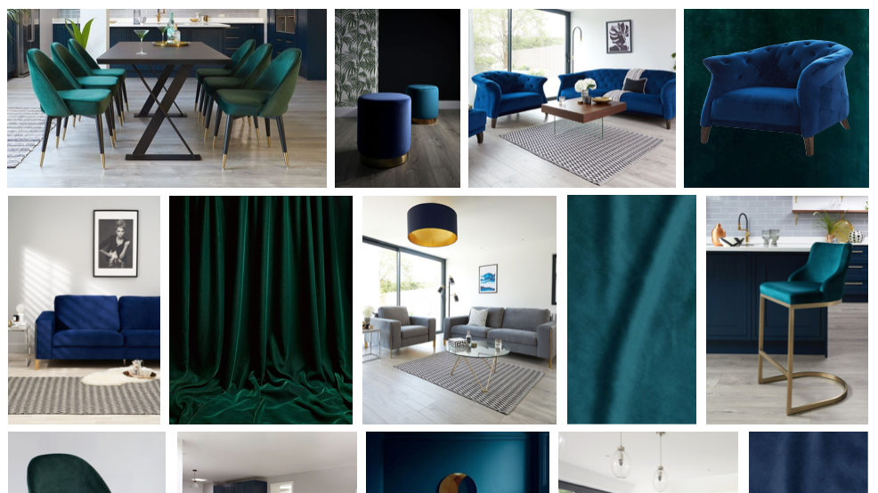 Velvet Furniture | Explore The Trends and Use Velvet In Your Home