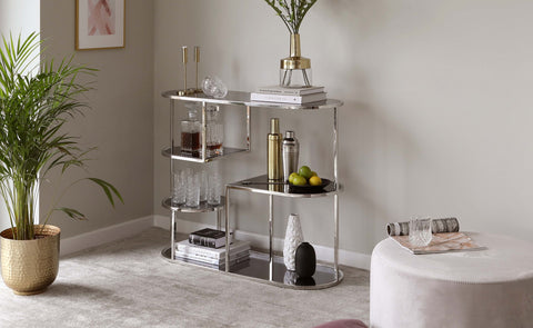 Monroe Drinks Console Table