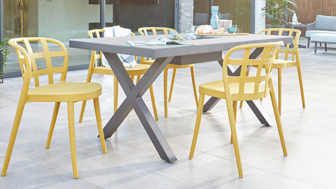 Rio and Skye Outdoor Dining Set
