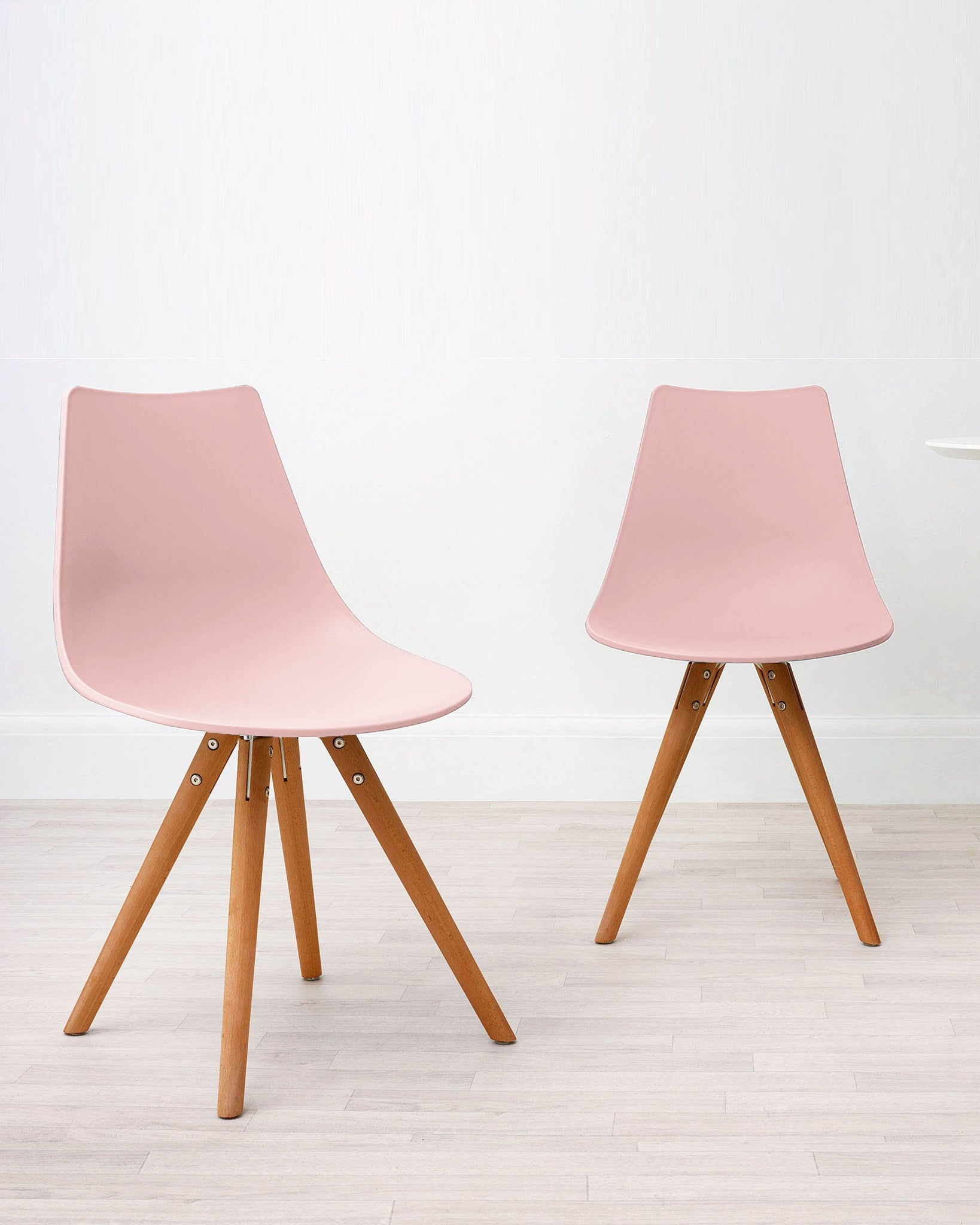 Finn Pink Dining Chair - Set Of 2