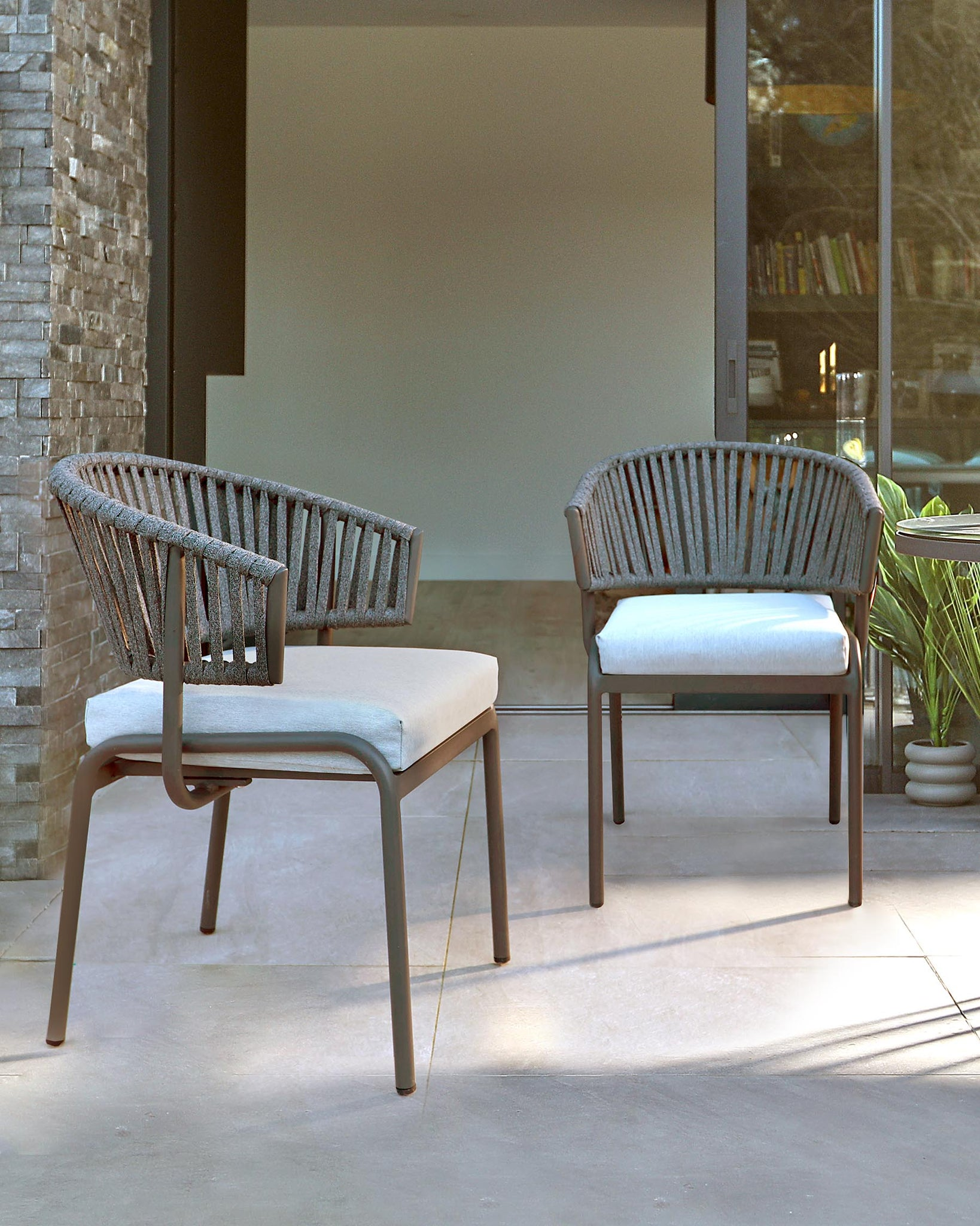Ivy Garden Dining Chair - Set of 2
