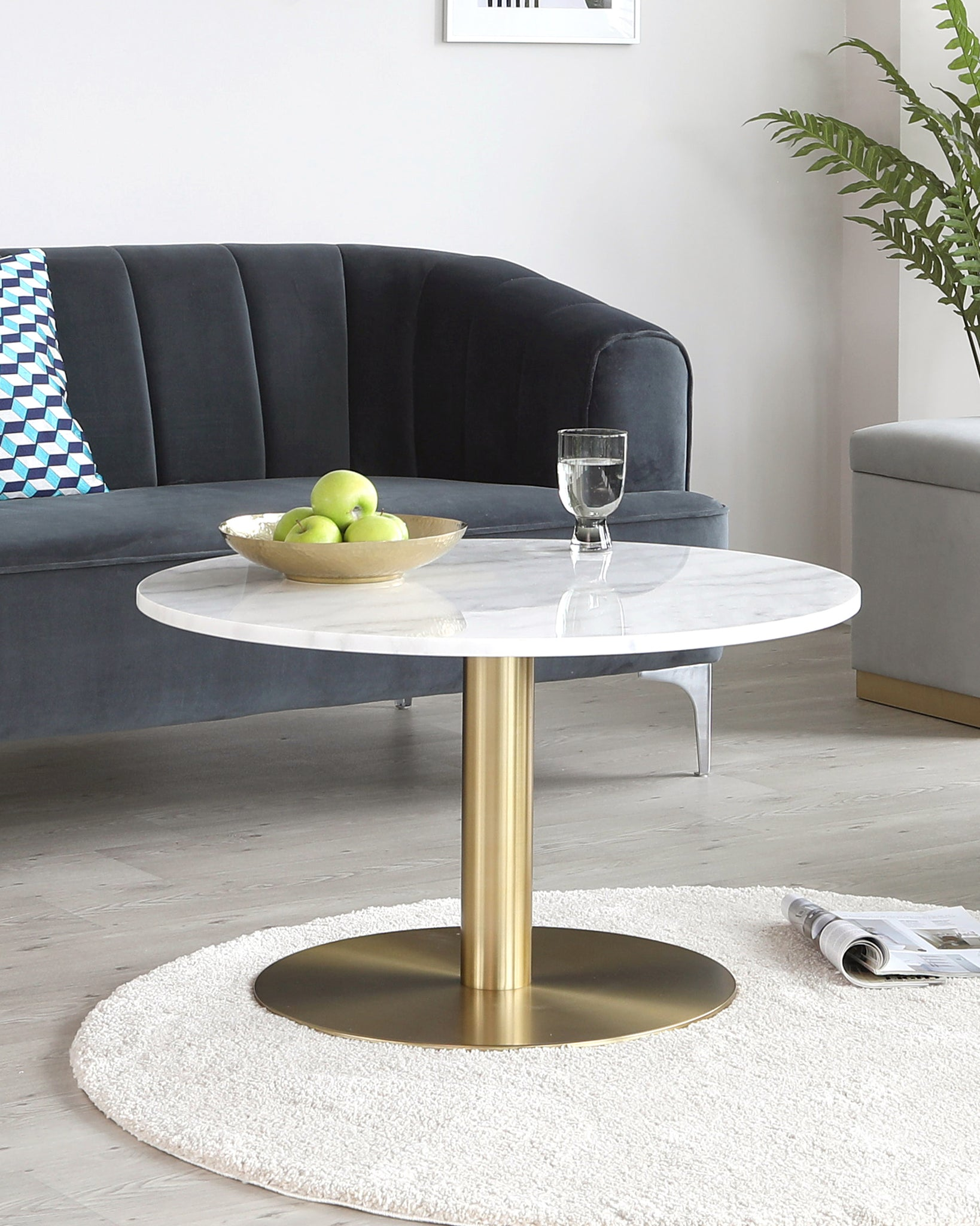 Juliet Marble Coffee Table