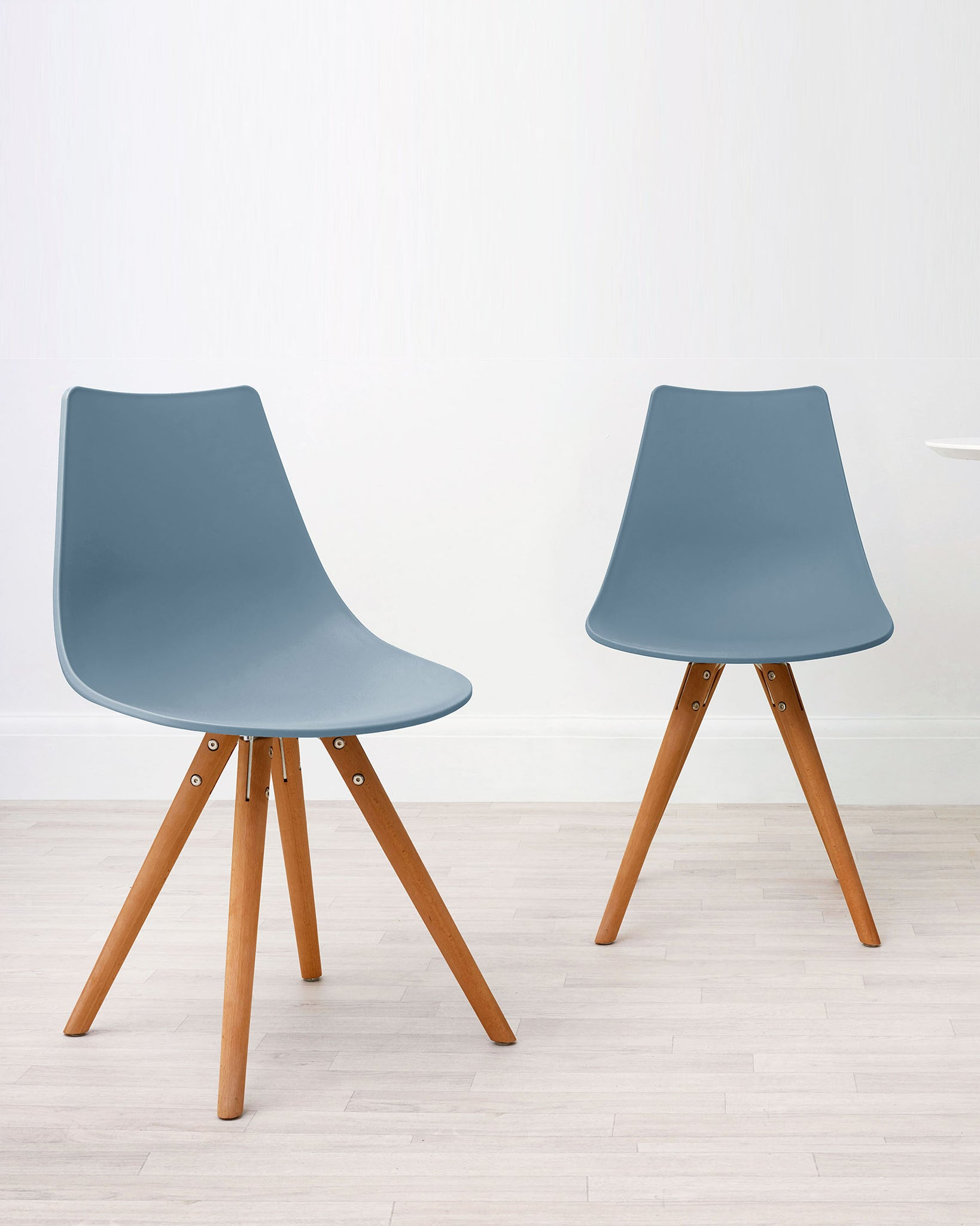 Finn Blue Dining Chair - Set Of 2