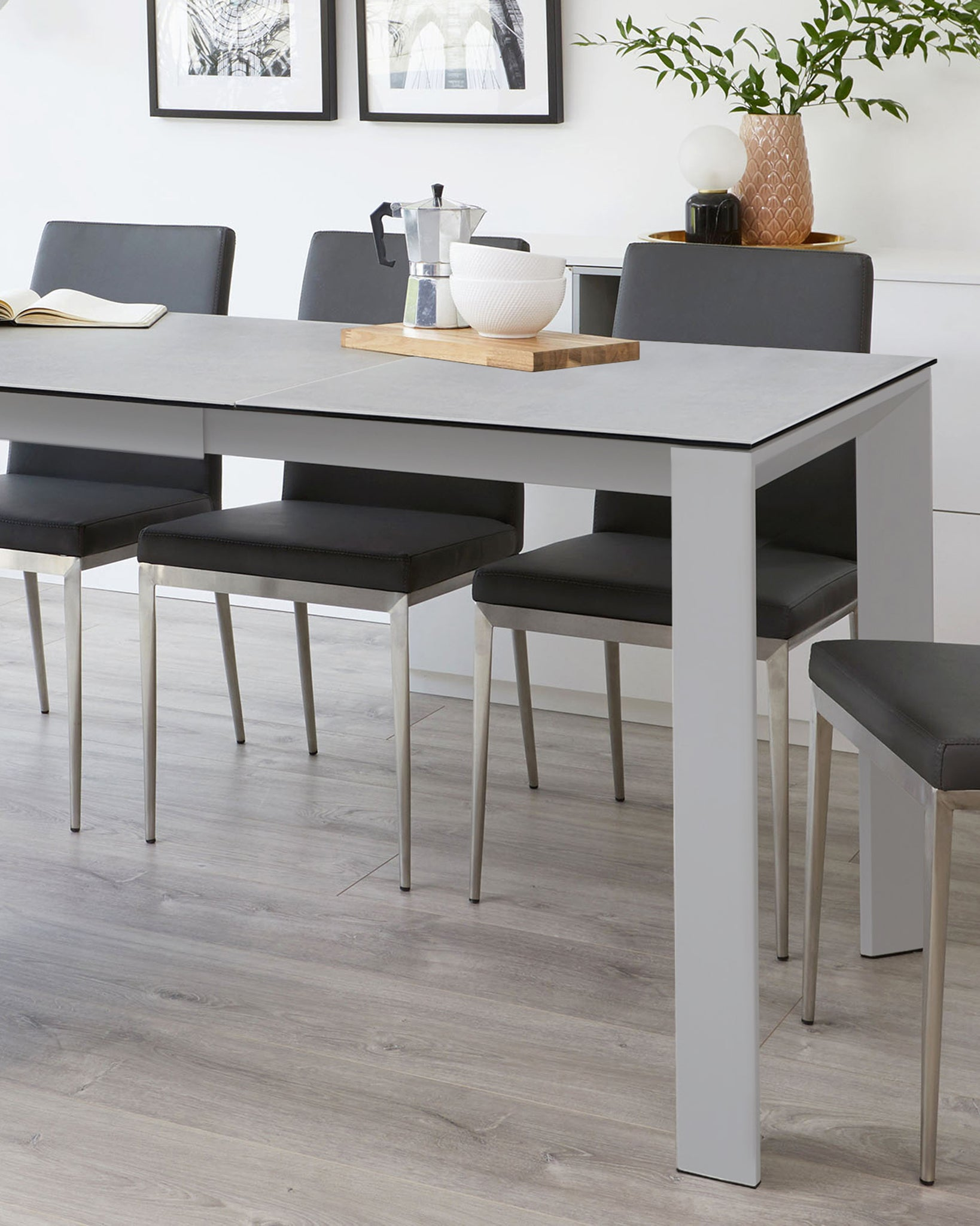 Ceramic Dining Table Ceramic Extending Dining Table From Danetti