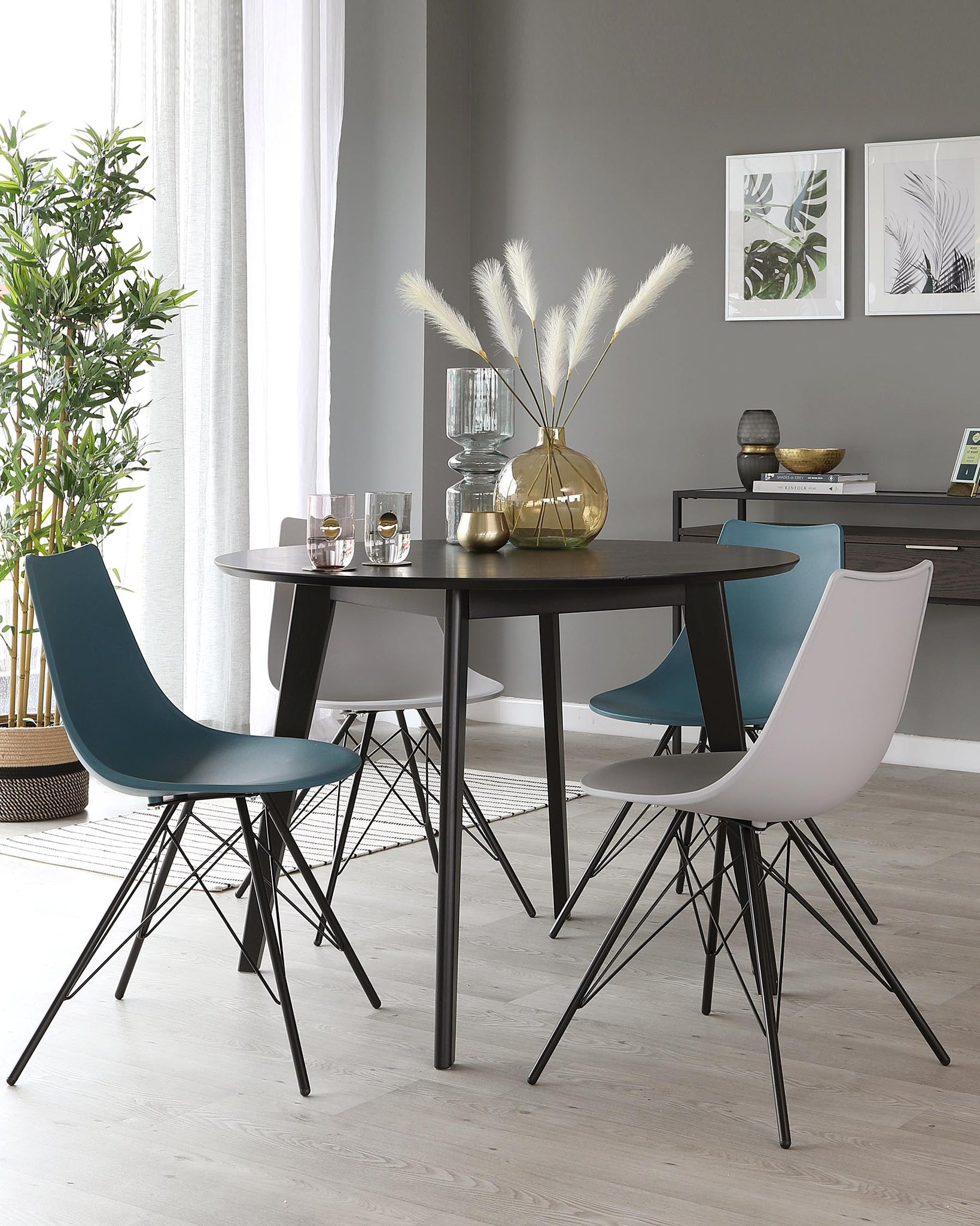 Roxanne and Delta Dining Set