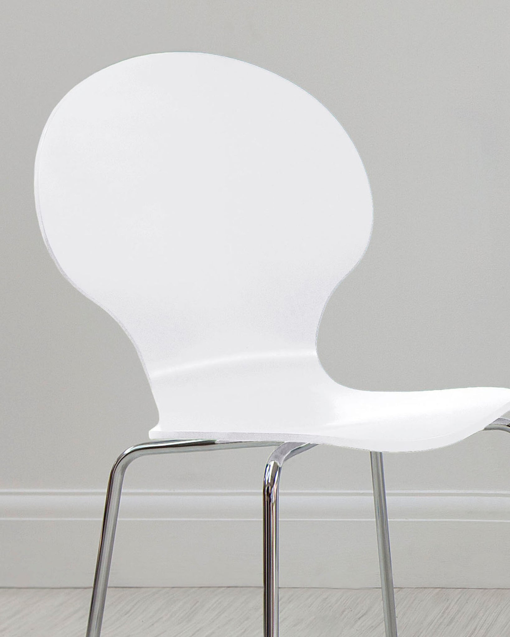 Fern White Dining Chair - Set Of 2