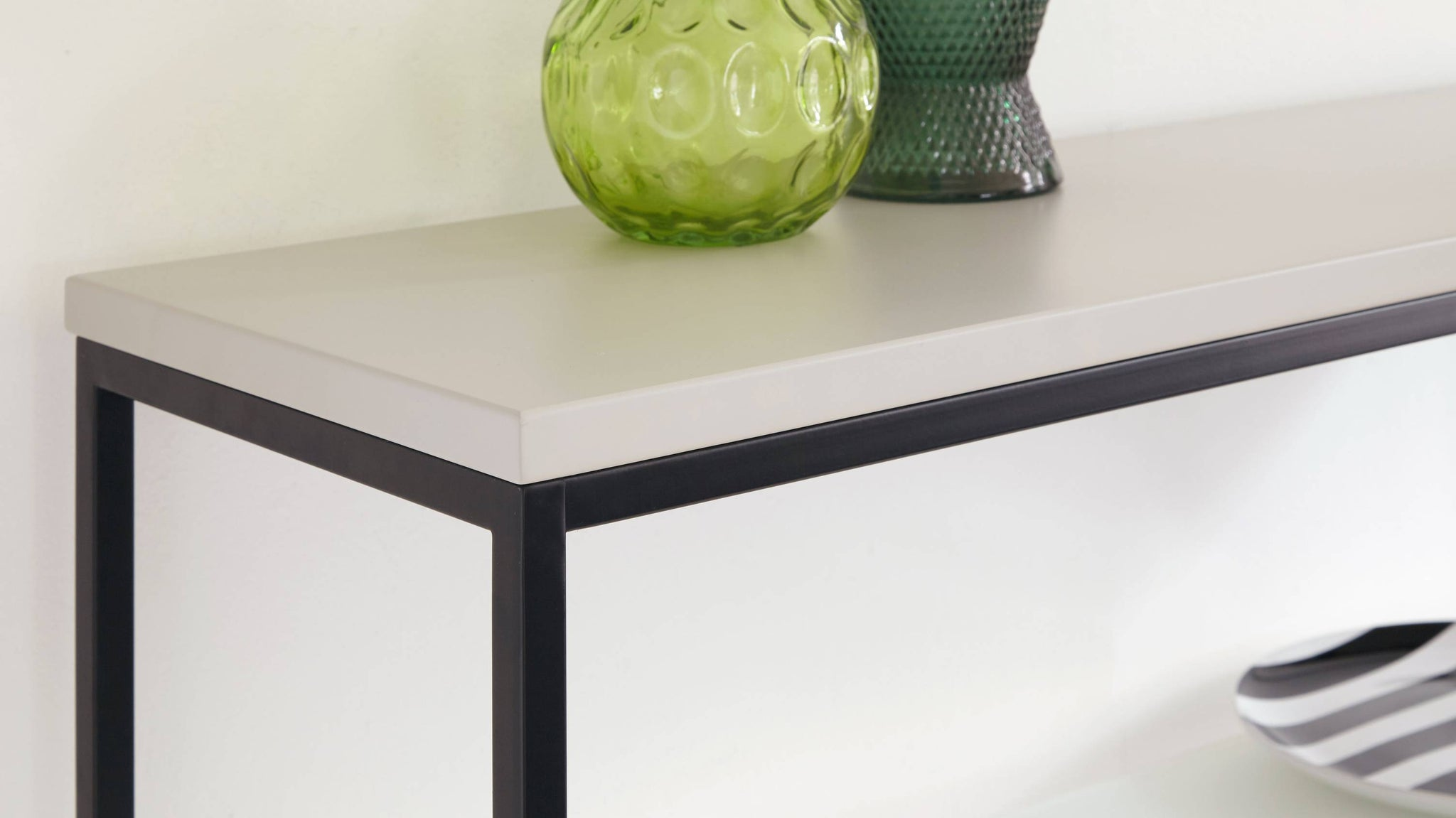 Fashionable console table
