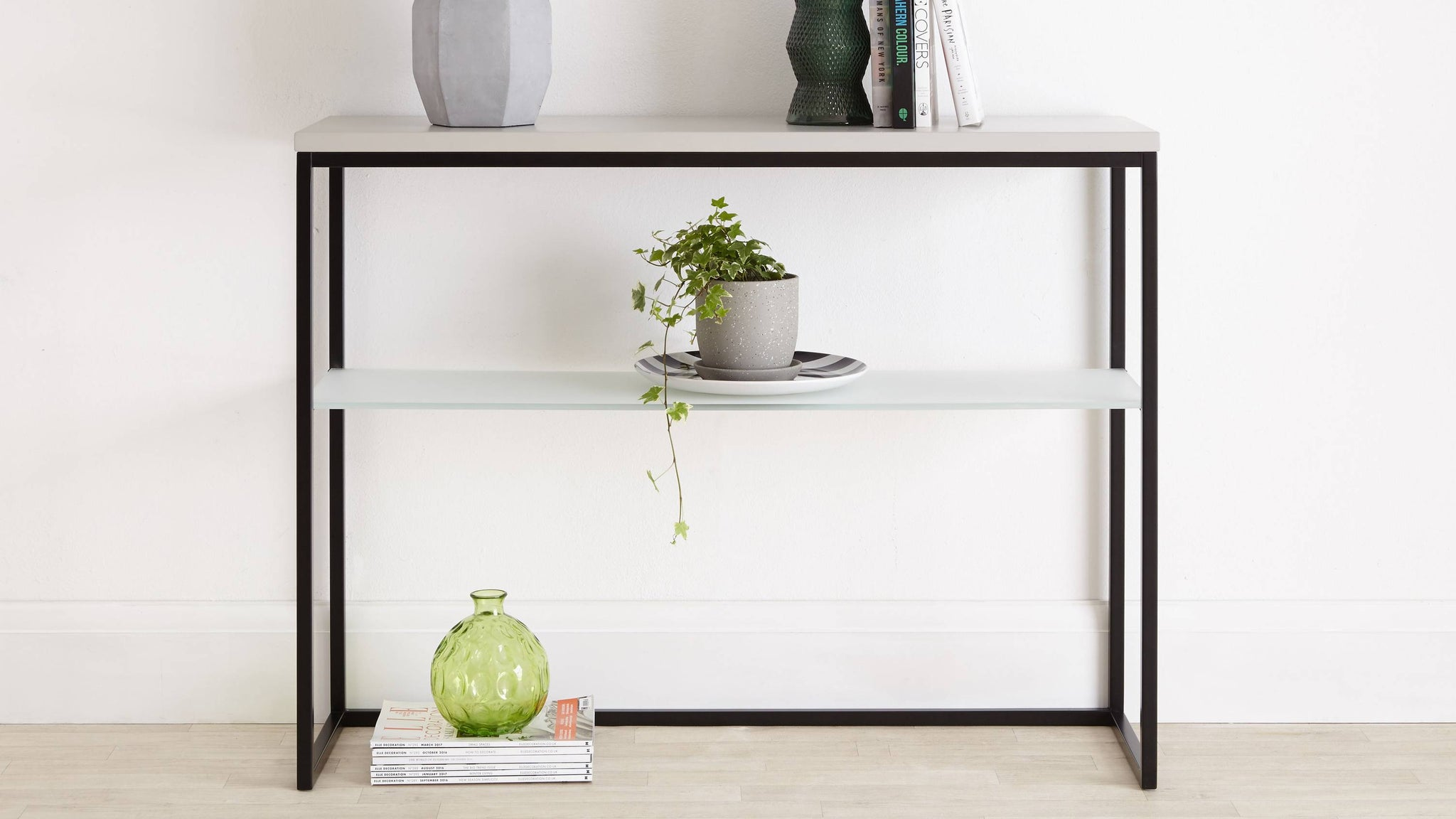 2017 trend console table