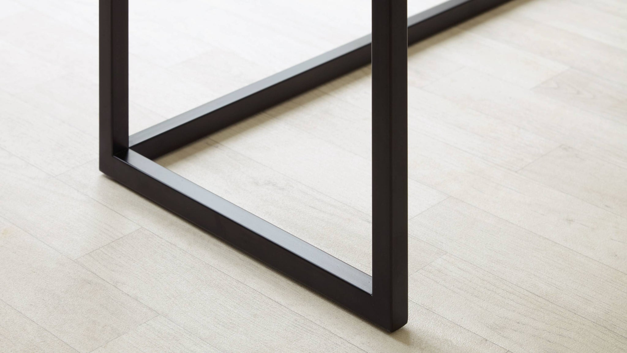 Strong console table