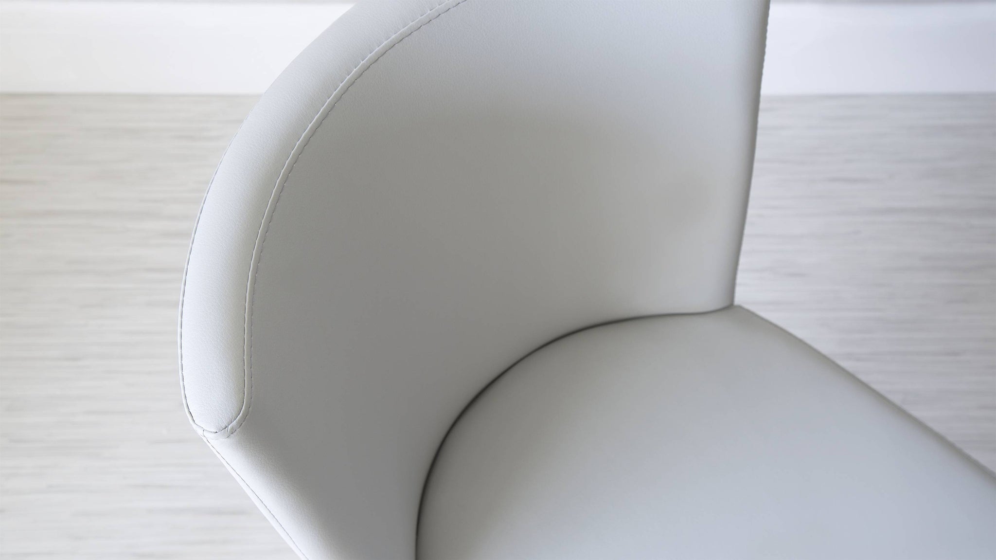 Curved Backed Dining Chairs