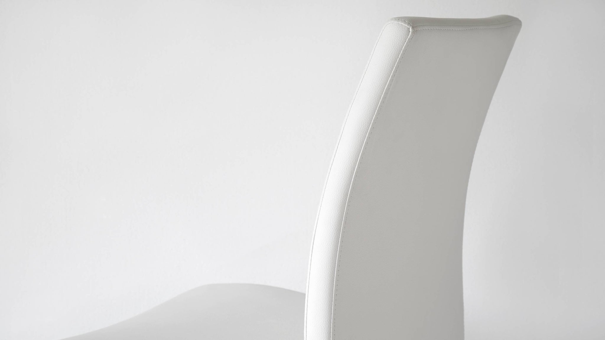 High Backed Dining Chair