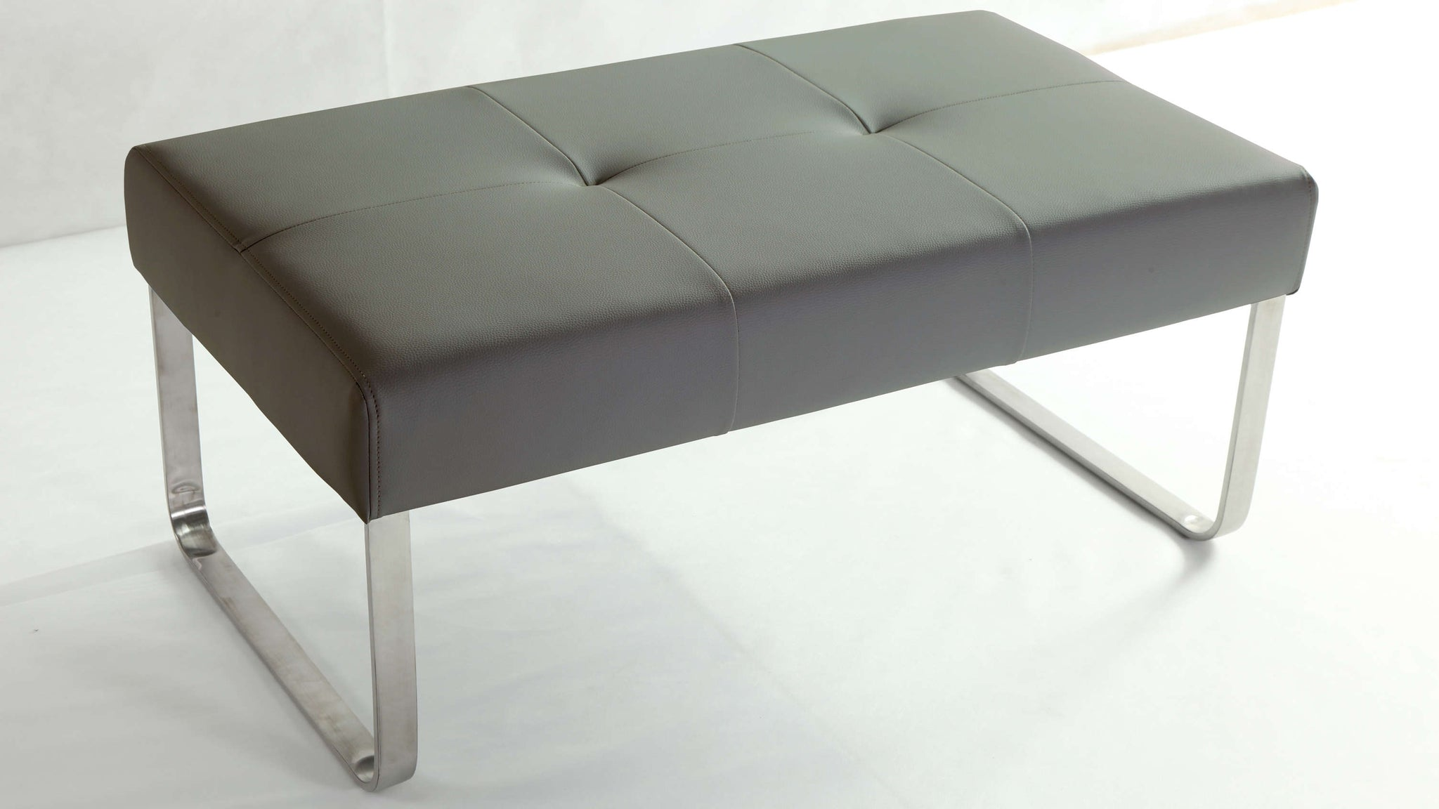 Comfortable Grey Dining Seat