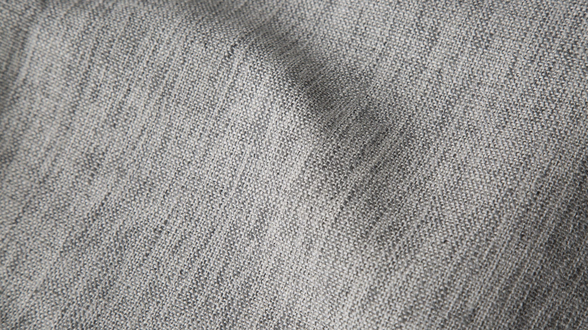 Grey and White Fabric