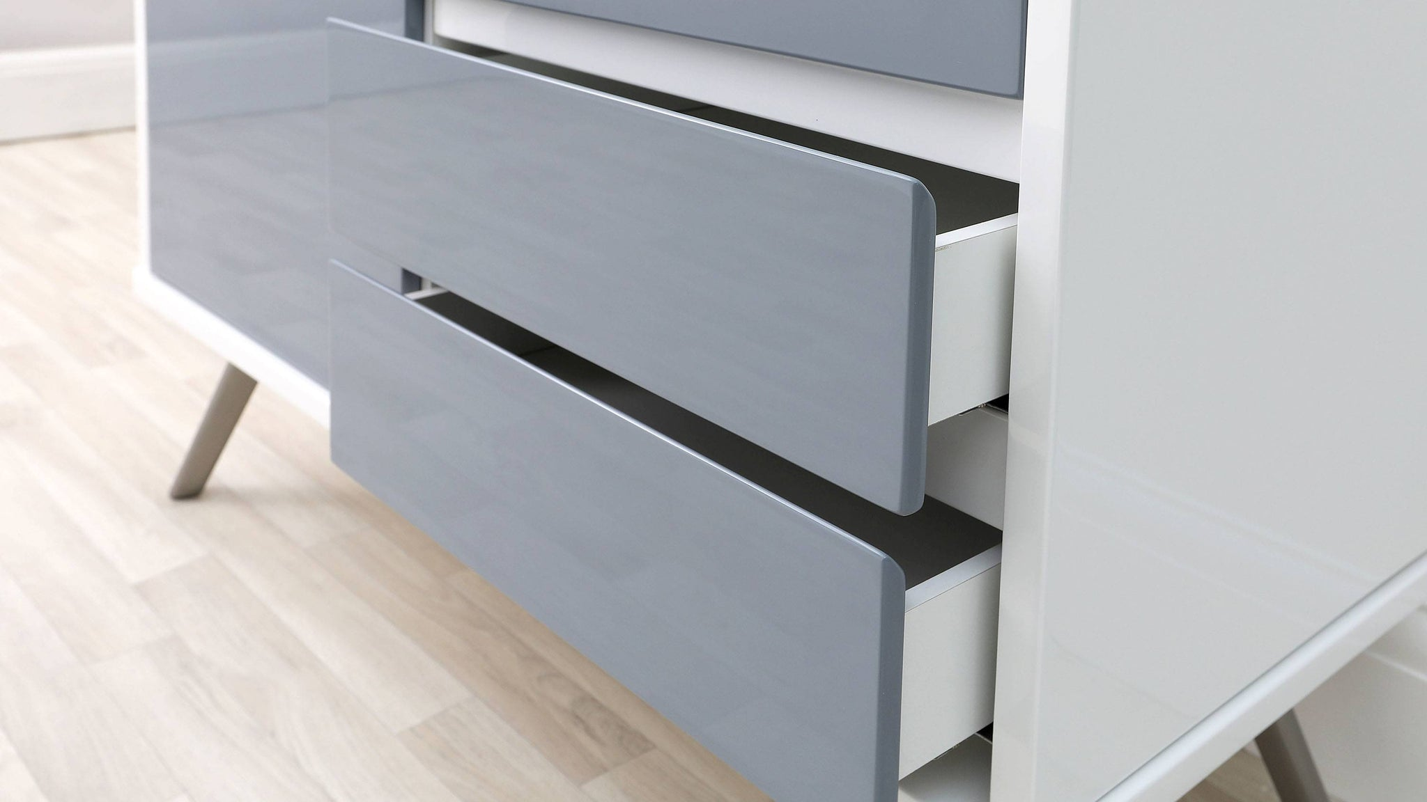 Buy soft close gloss sideboard