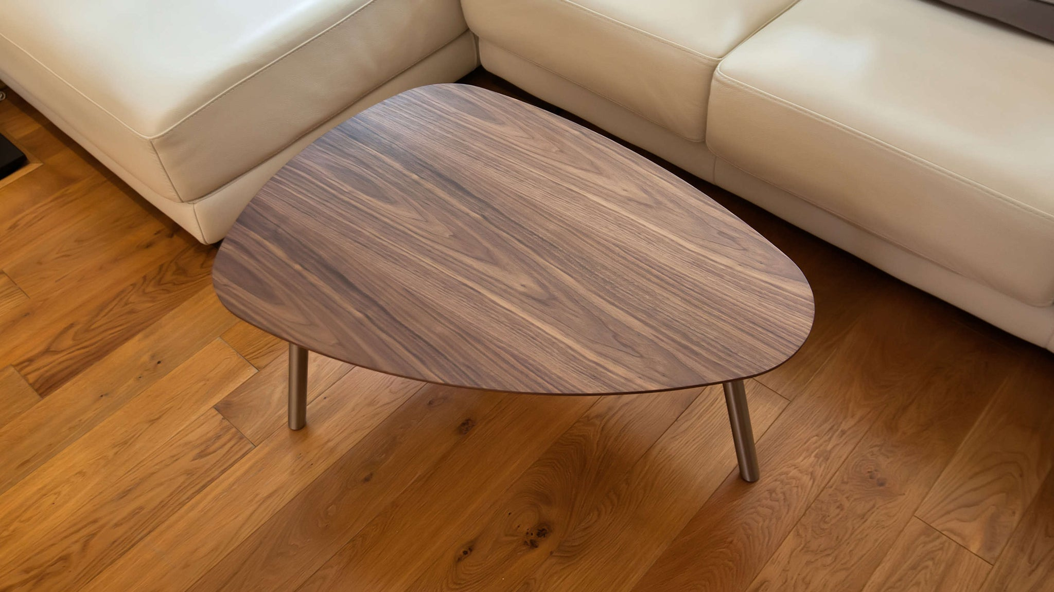 Contemporary Shaped Coffee Table