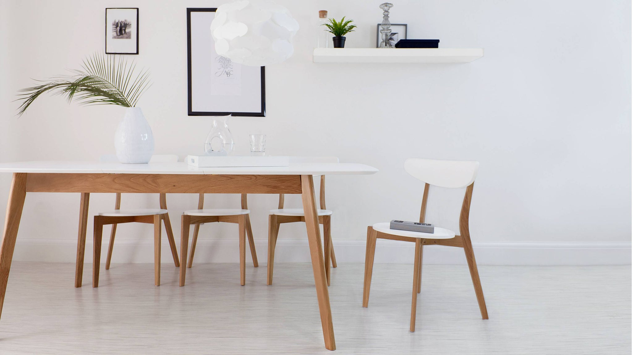 Large Extending Dining Set