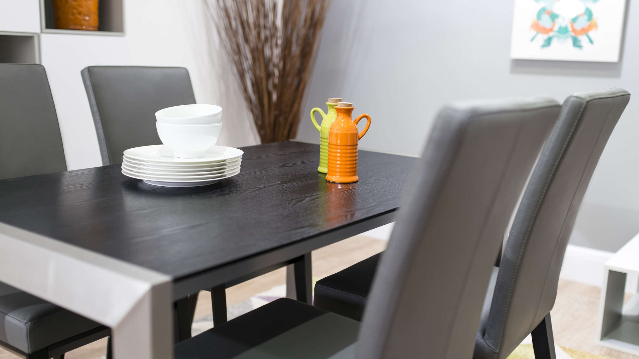 Modern Extending Dining Set UK Delivery