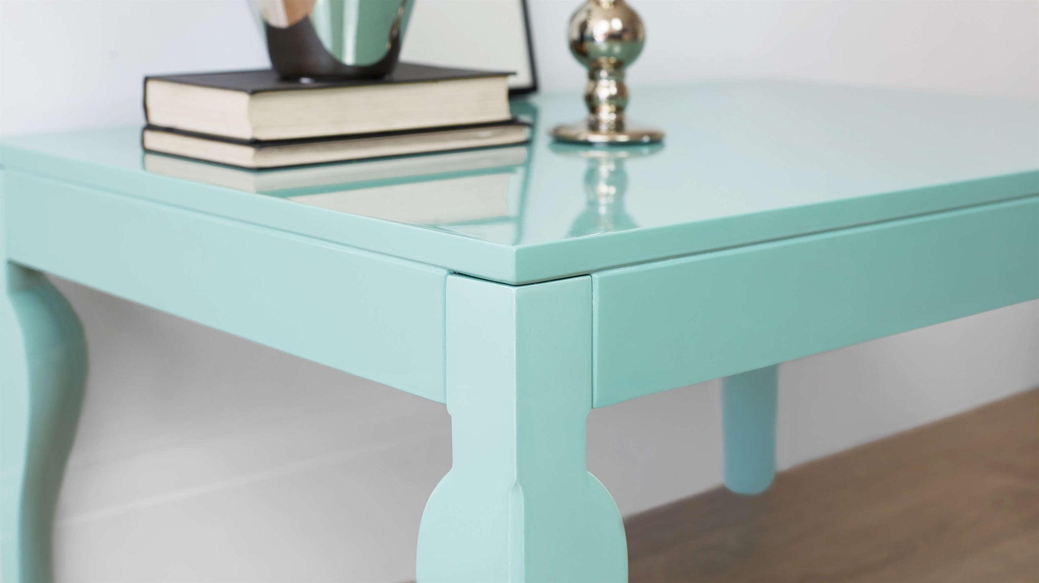 Eva Aqua Gloss Coffee Table