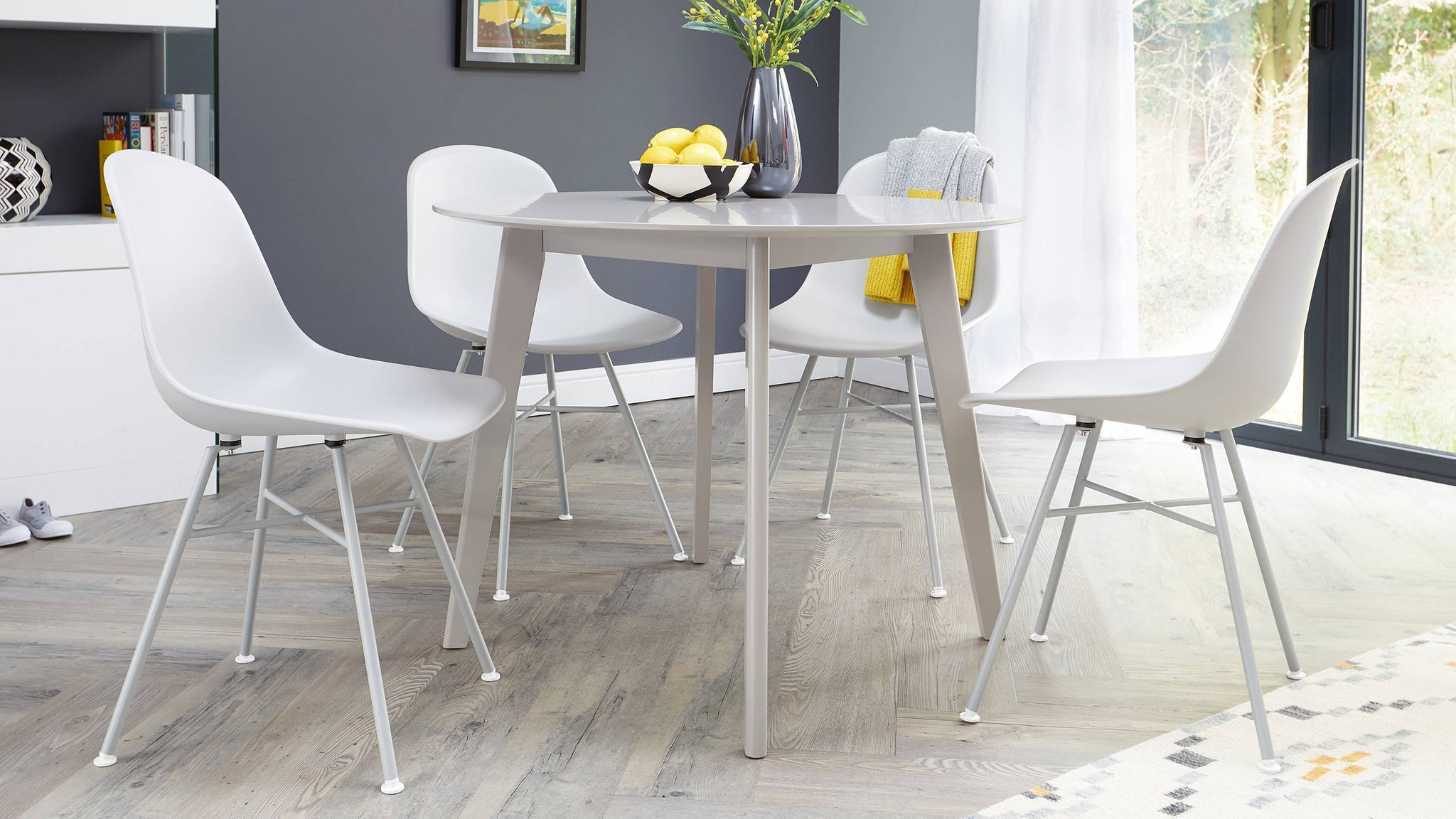 Buy contemporary dining chairs