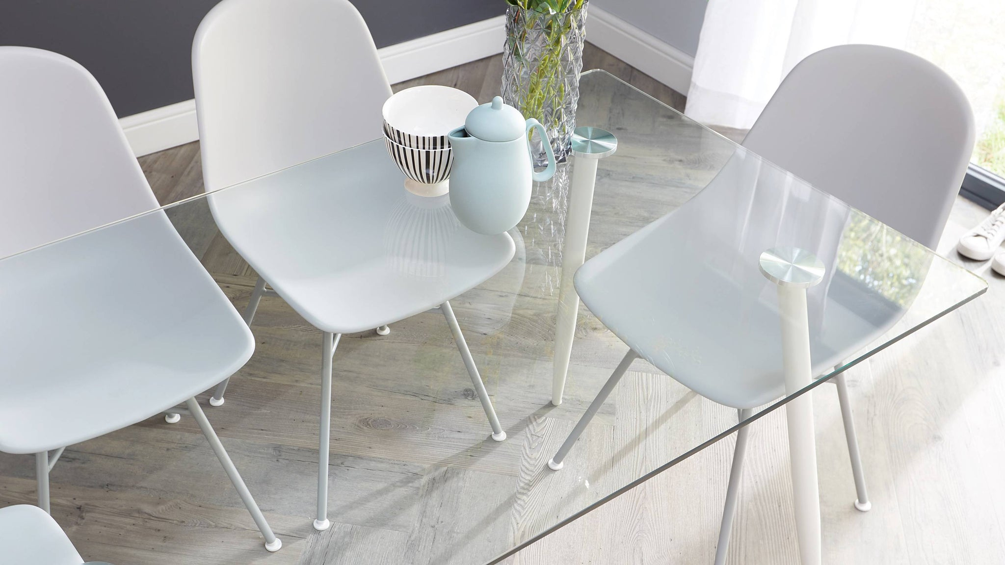 Buy easy clean dining chairs